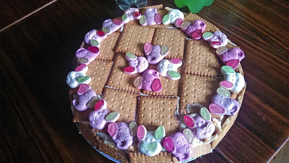 Gummibarchen Kuchen Von Crazy76 Chefkoch De