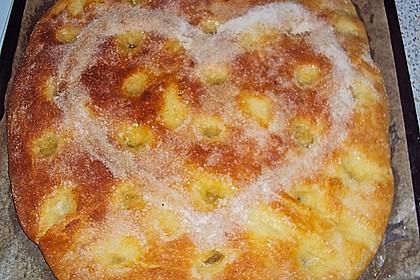Marions Butter - Zuckerkuchen 3