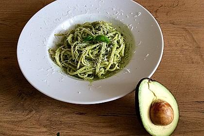 Avocado - Pesto 1