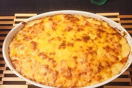 Feines Kartoffelgratin 12