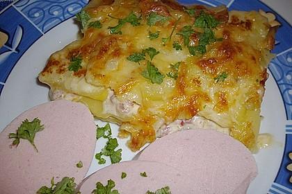 Feines Kartoffelgratin 4