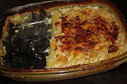 Feines Kartoffelgratin 44