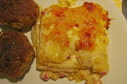 Feines Kartoffelgratin 13