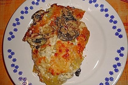 Feines Kartoffelgratin 26