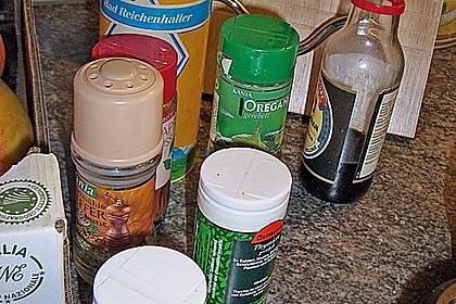 Puten - Reis Pfanne mit Paprika und Zucchini 7