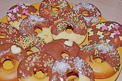 Donuts fürs Backblech 2