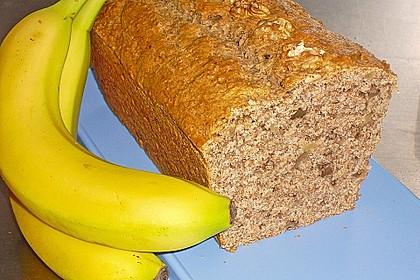 Süßes Bananenbrot 2