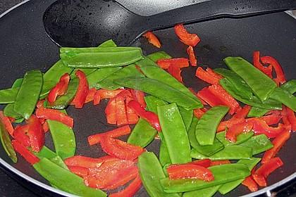 Tortellini & Scampi in Thunfischsoße 4