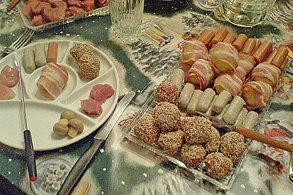Fleisch - Fondue