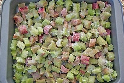 Rhubarb Crumble 15