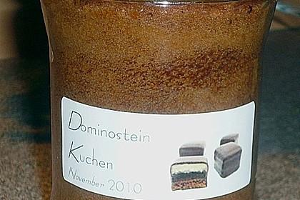 Dominostein - Gugelhupf 68