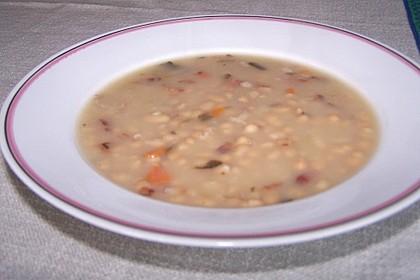 Türkische Bohnensuppe 5