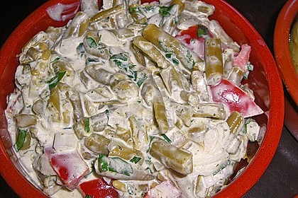 Collis Bohnensalat 7