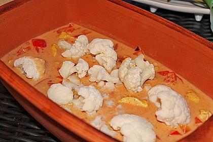 Indisches Hähnchencurry mit Kichererbsen 37