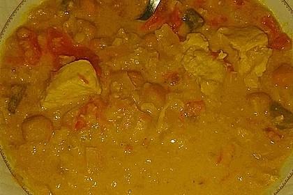 Indisches Hähnchencurry mit Kichererbsen 35