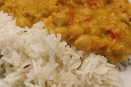 Indisches Hähnchencurry mit Kichererbsen 31