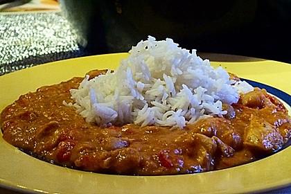 Indisches Hähnchencurry mit Kichererbsen 29