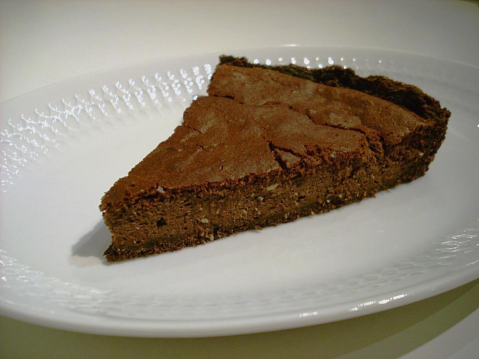 Walnuss Schoko Kuchen Von Feuermohn Chefkoch De