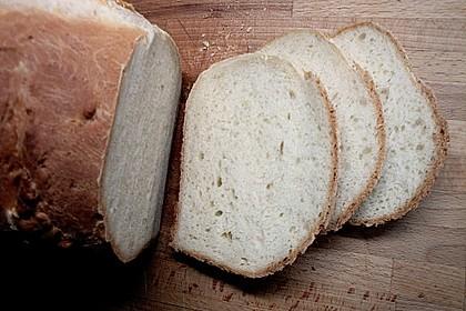 Weißbrot, italienisch angehaucht (Bild)