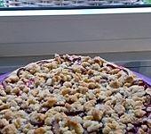 Hildes Zwetschgenkuchen mit Zimtstreuseln (Bild)