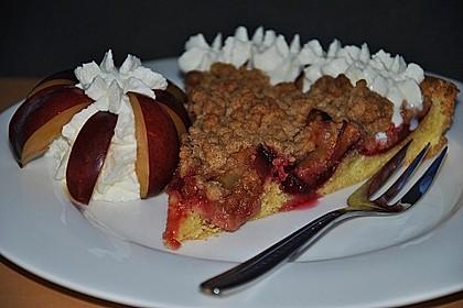 Hildes Zwetschgenkuchen mit Zimtstreuseln 27