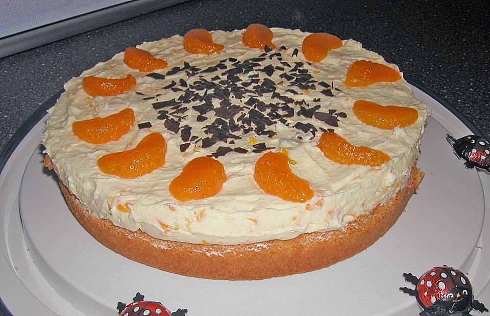 Mandarinen Paradies Kuchen Von Nurse Chefkoch De