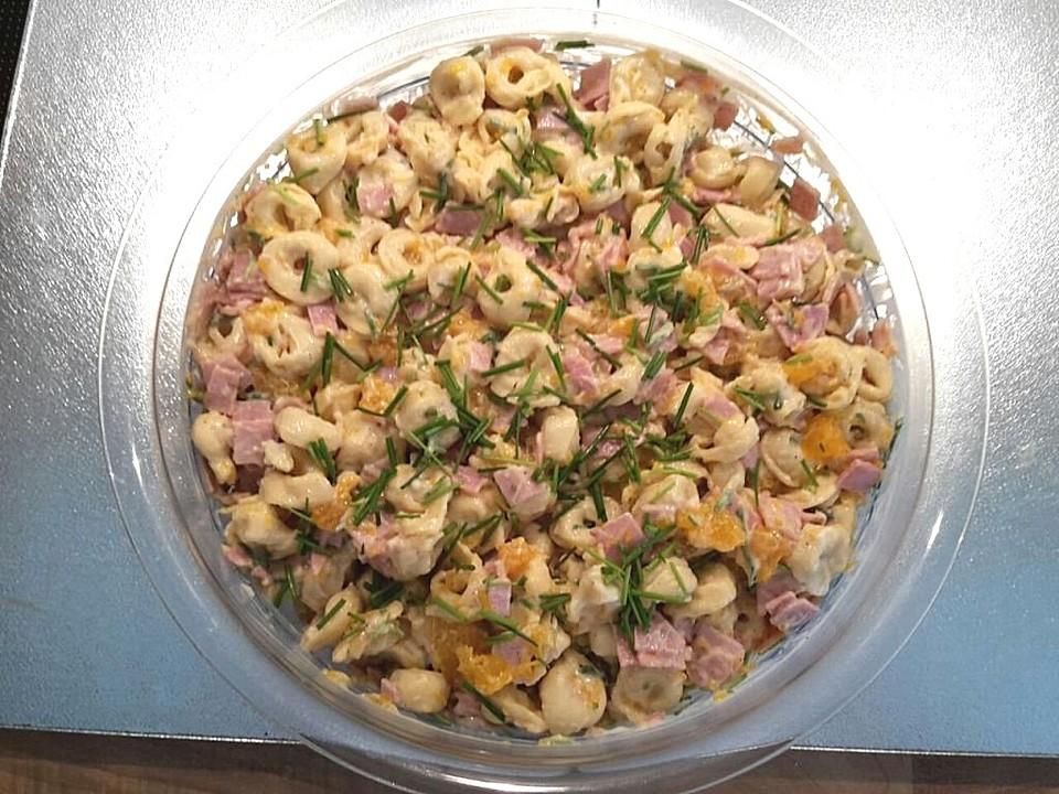 Schneller Tortellini Party Salat Von Coco1970 Chefkoch