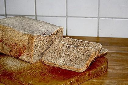 Kürbiskernbrot für den Brotbackautomaten (BBA)