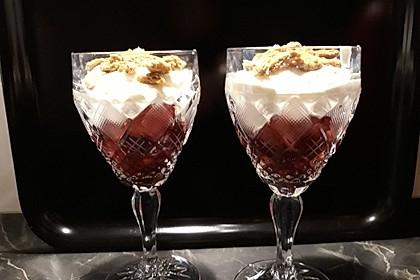 Birnen - Spekulatius - Dessert 7