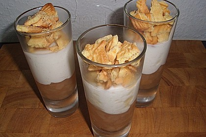 Birnen - Spekulatius - Dessert 8