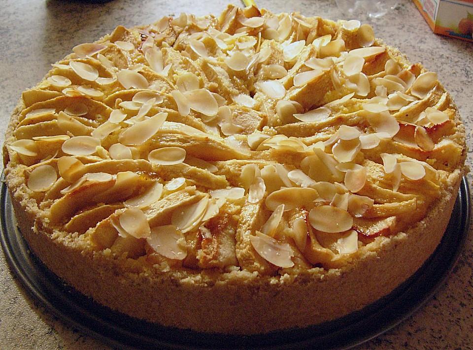 Saftiger Quark Apfelkuchen Von Bina Chefkoch De