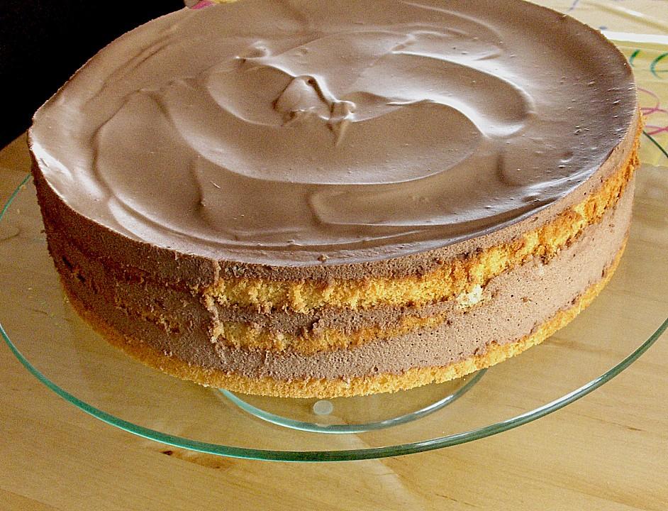Nutella Torte Von Babsy1 Chefkoch De