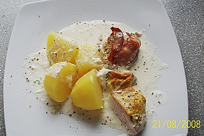 Hähnchenbrustfilets in Bresso - Sauce 10