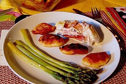 Hähnchenbrustfilets in Bresso - Sauce 4