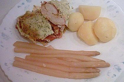 Hähnchenbrustfilets in Bresso - Sauce 33