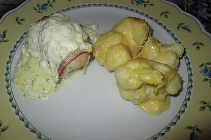 Hähnchenbrustfilets in Bresso - Sauce 28