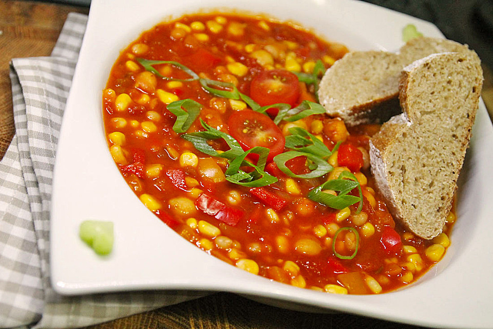 Chili Sin Carne Von Anette Chefkoch