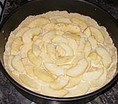 Gefüllter Streuselkuchen (Bild)