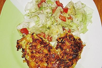 Kalorienarme Gemüseküchlein 38