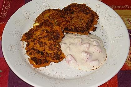Kalorienarme Gemüseküchlein 27