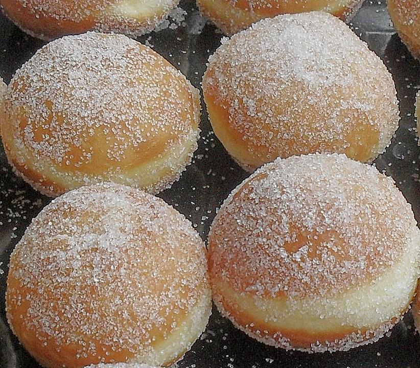 Berliner Krebbel Pfannkuchen Von Jamaica Chefkoch De