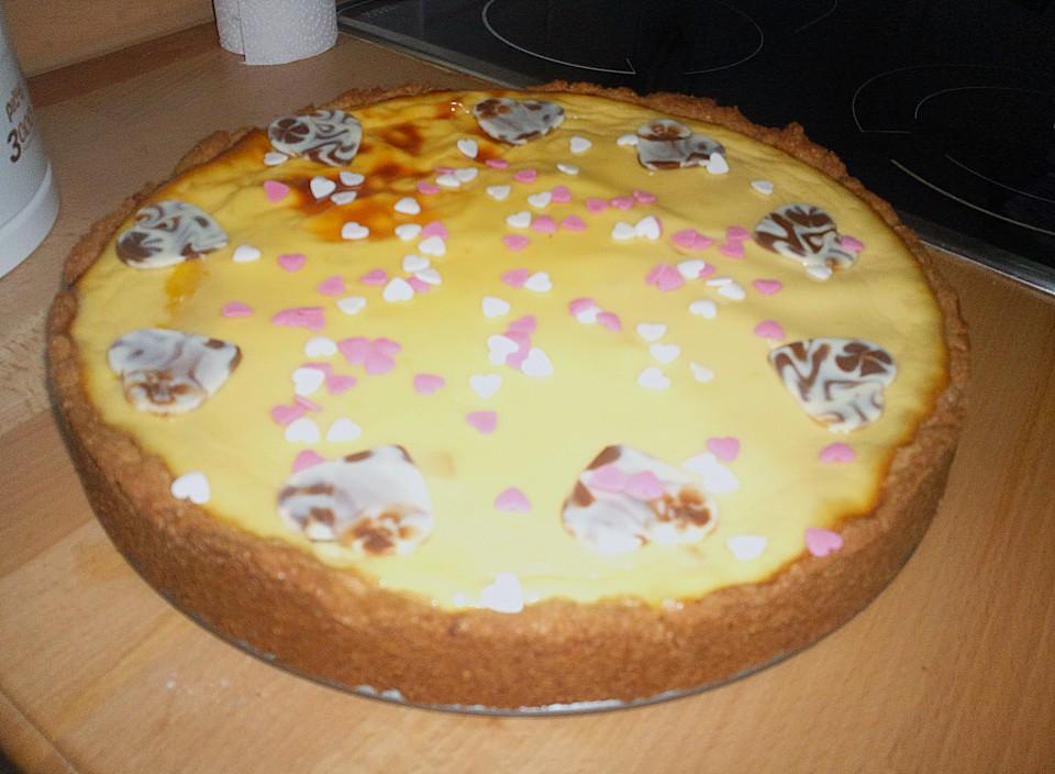 Pfirsich Kuchen Von Biene Maja Chefkoch De