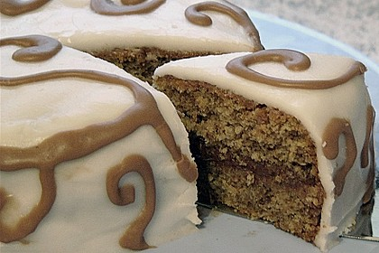 Maple Walnut Cake 4