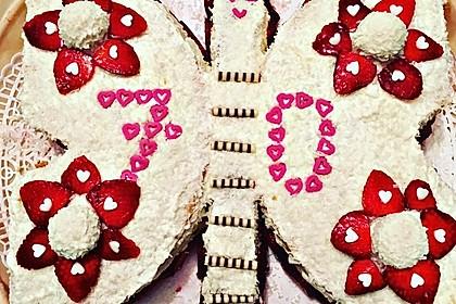 Erdbeer-Raffaello-Torte 57