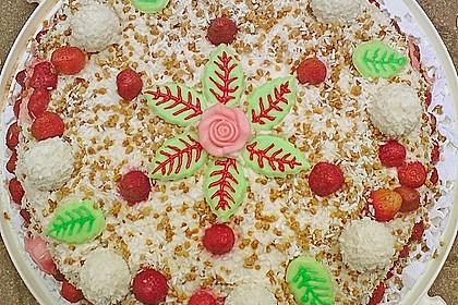 Erdbeer-Raffaello-Torte 64