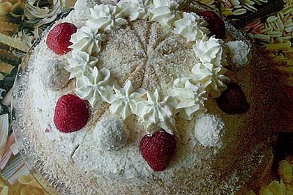 Erdbeer-Raffaello-Torte 191