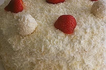 Erdbeer-Raffaello-Torte 146