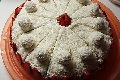 Erdbeer-Raffaello-Torte 108