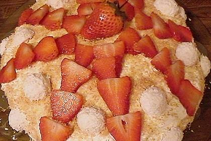 Erdbeer-Raffaello-Torte 256