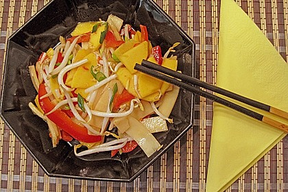 Chinesischer Salat